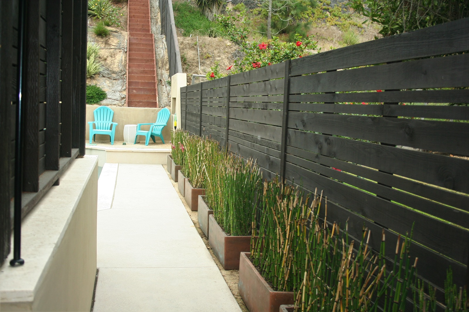 cross construction remodel fence contemporary